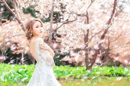 寫真.風格婚紗 |韡涵|福壽山、千櫻園