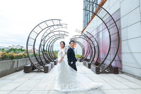 婚攝.婚禮紀錄 | Jerry + Kat|新竹晶宴