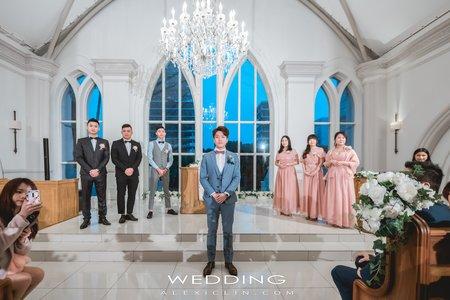 婚攝.婚禮紀錄 | Lin + Chang|翡麗詩莊園