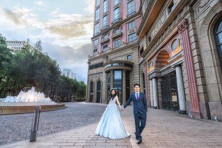 婚攝.婚禮紀錄 | Evan + Kate|東方文華酒店