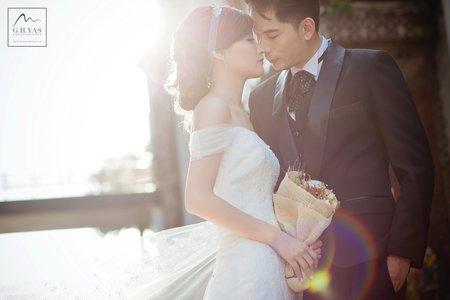 婚紗攝影 │ 台北