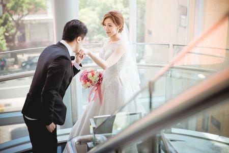 婚禮紀實 │ 台北徐州路2號