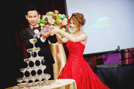婚禮紀實 | 台北環球華漾