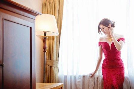 婚禮紀實 | 台北神旺飯店