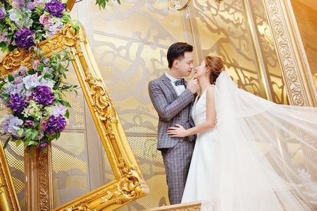 婚禮紀實 | 新莊頤品酒店