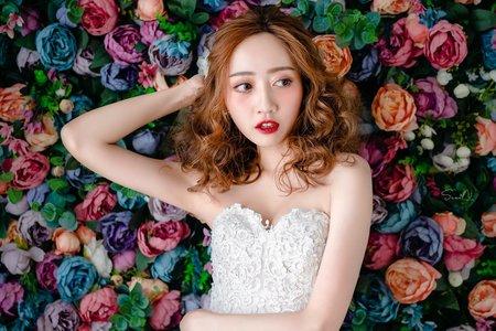 Lady.M化妝時間•8月婚紗棚拍造型