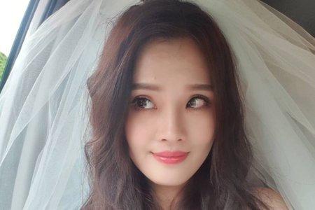 心潔_愛情MV婚禮預告_外景造型