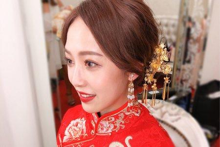 Lady.M化妝時間_3/17楨珆桃園囍宴軒