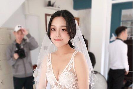 Lady.M化妝時間_3/28婚紗外拍花絮