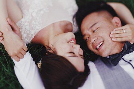 小清新婚紗照