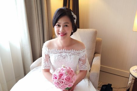 Lady.M化妝時間_5/1老爺酒店/姐姐的婚禮