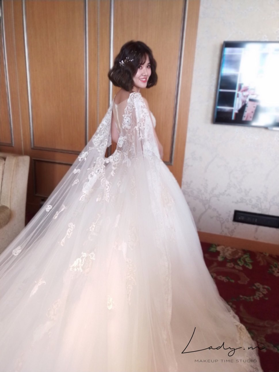 5BE7C0D2-0167-47A6-8BBB-F45A6A5CF4F0 - LadyM化妝時間•Mia makeup《結婚吧》