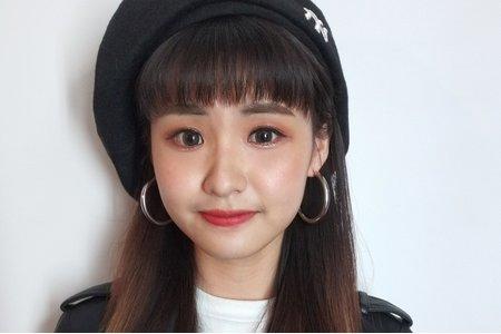 Lady.M化妝時間_個人寫真妝容