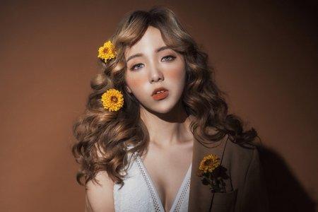Lady.M化妝時間_雜誌風格寫真