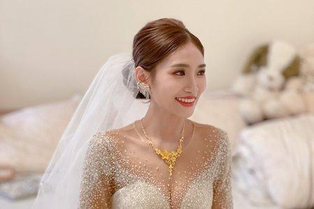Lady.M_makeup_婚禮造型