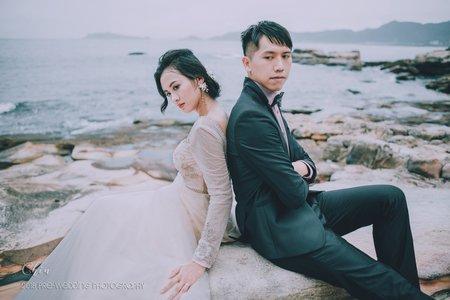 婚紗創作--俊浩&Chloe