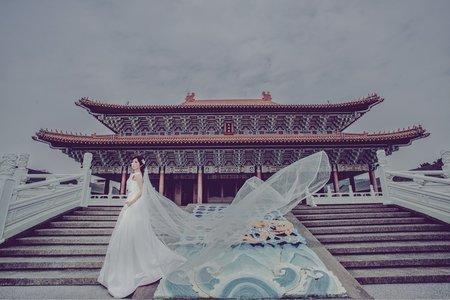 聖龍 & 于君 自主婚紗