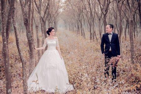 中和 & 雅至 自主婚紗