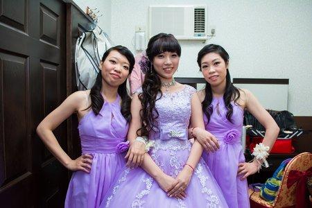 俊豪與珊寧  婚禮