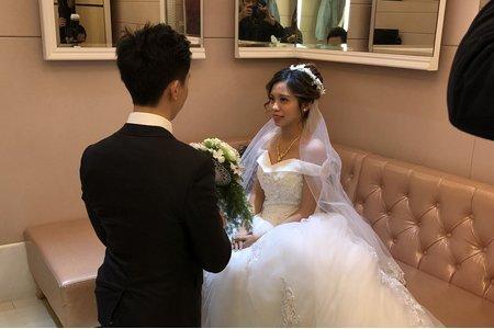 Wedding Day-彎彎