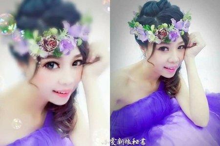 【彰化新娘秘書推薦】2016.05.30花花-浪漫甜美風-台中