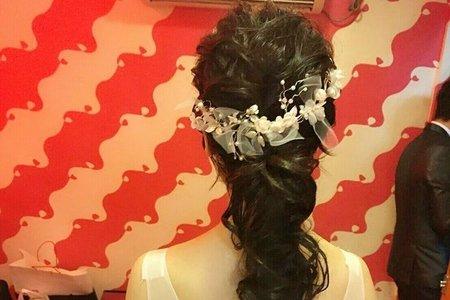 【彰化新娘秘書推薦】2017.05.07佩珊結婚午宴-苗栗新秘
