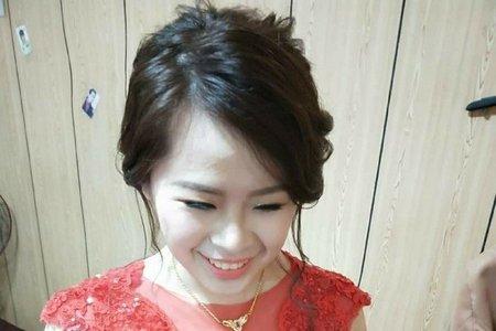 【彰化新娘秘書推薦】2018.12.15 筠霈文定喜宴-鹿港新秘