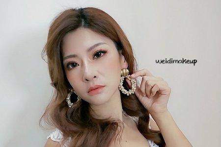 2020.9.16新娘整體造型-伊伶-甜美風