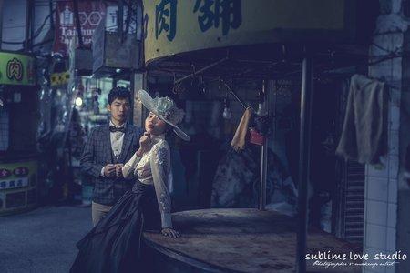 台中婚紗型錄 - 昇華愛工作室