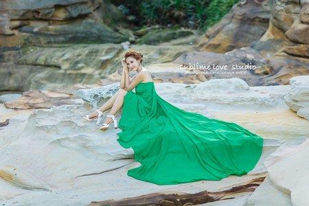 婚紗型錄 - 昇華愛攝影造型工作室