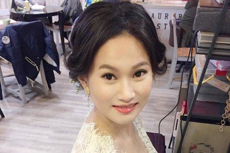 新人雅葶 - 外拍婚紗造型紀錄