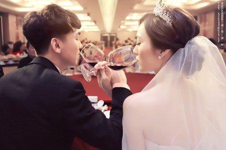 【逆光深林】婚禮攝影-單宴客