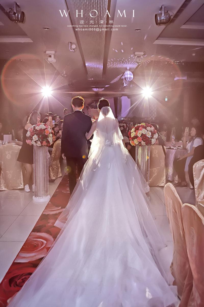 【逆光深林】婚禮攝影-儀式+宴客作品