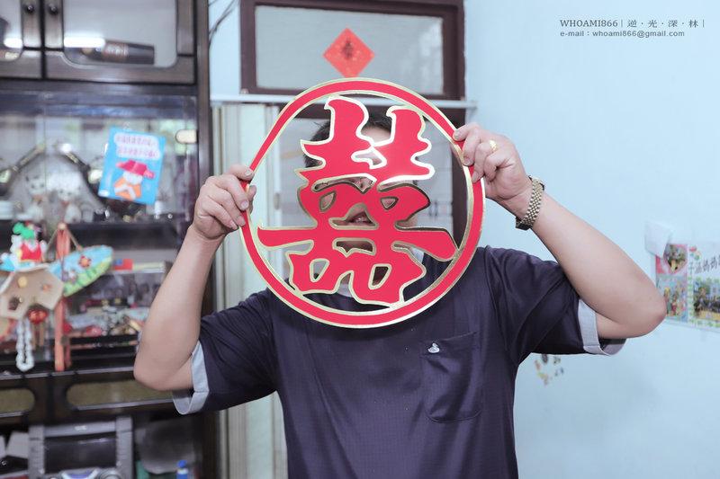 【逆光深林】婚禮攝影-單儀式作品