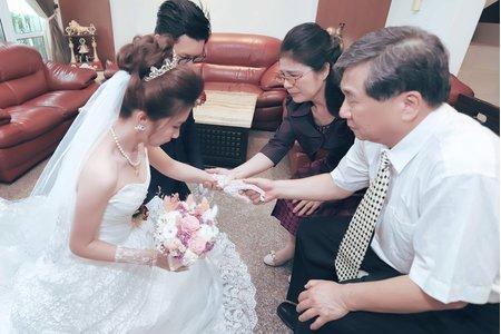 【逆光深林】婚禮攝影-單儀式6600元