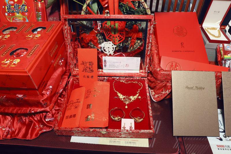 文定儀式(小資族特惠專案)5500元作品