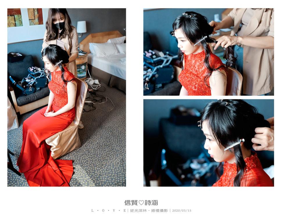 005 - 【逆光深林】婚禮攝影《結婚吧》