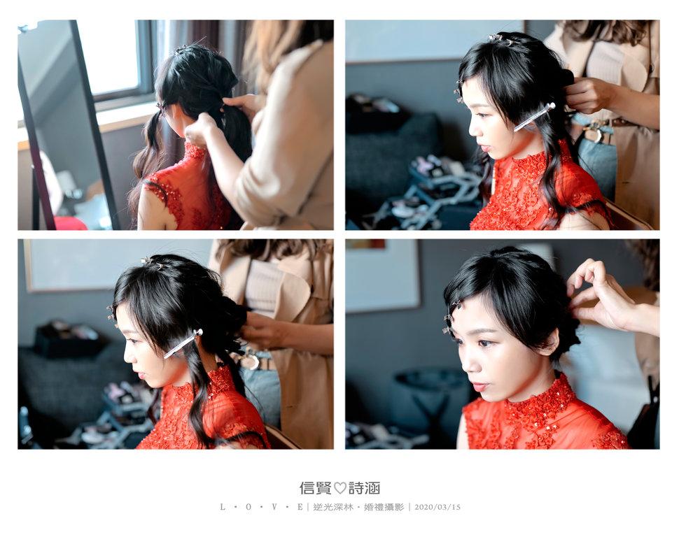006 - 【逆光深林】婚禮攝影《結婚吧》