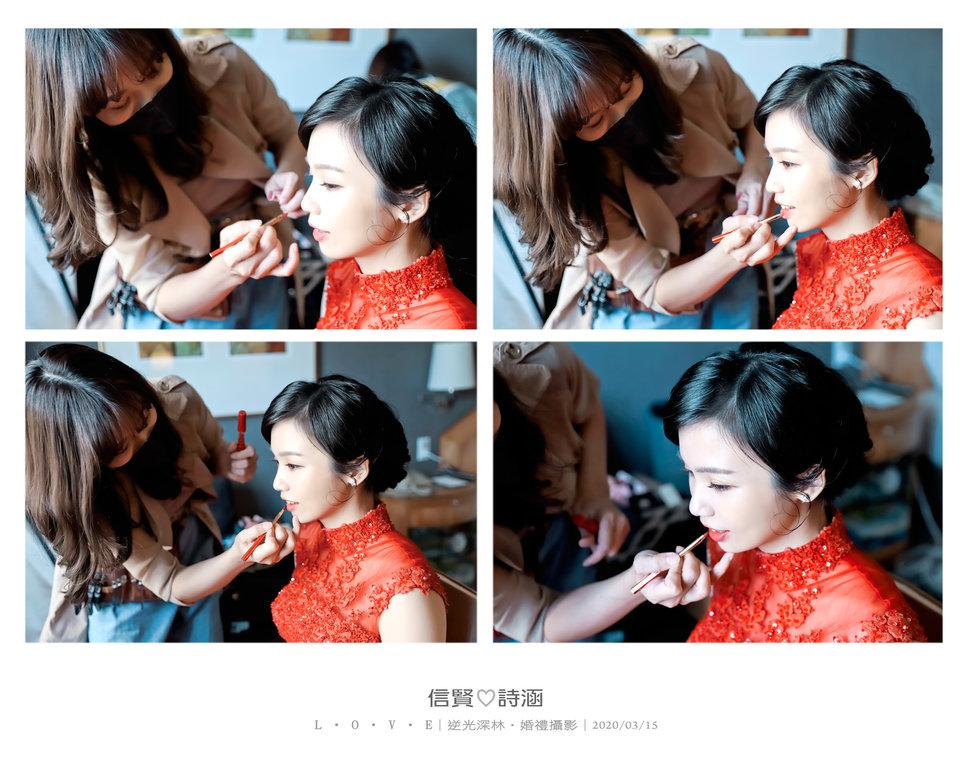 021 - 【逆光深林】婚禮攝影《結婚吧》