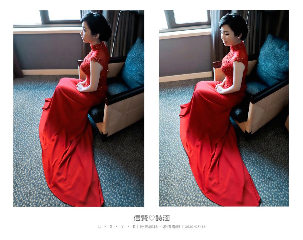 042 - 【逆光深林】婚禮攝影《結婚吧》