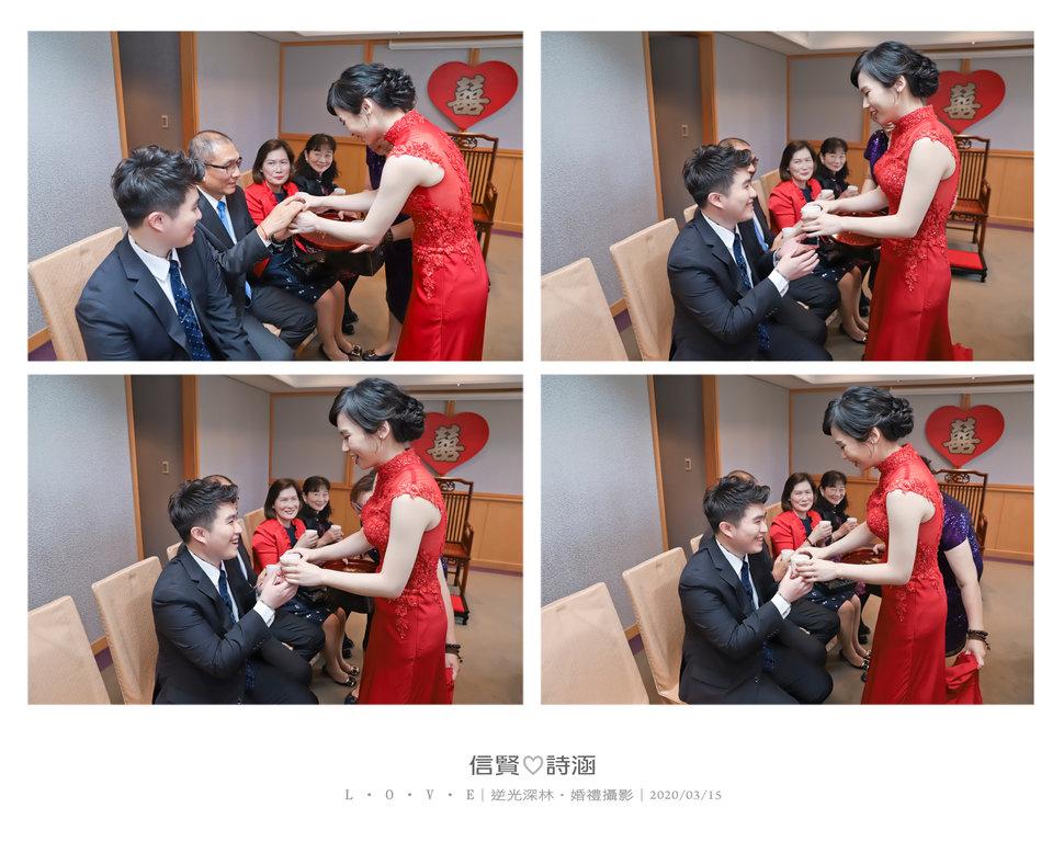 052 - 【逆光深林】婚禮攝影《結婚吧》