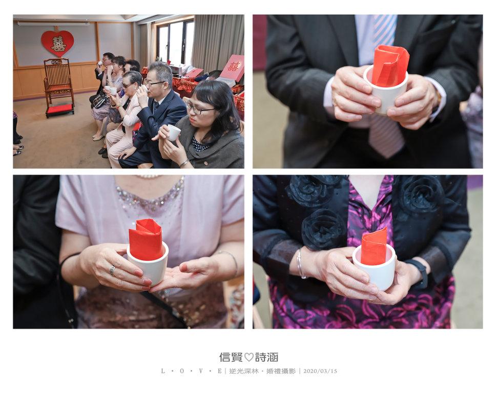 053 - 【逆光深林】婚禮攝影《結婚吧》