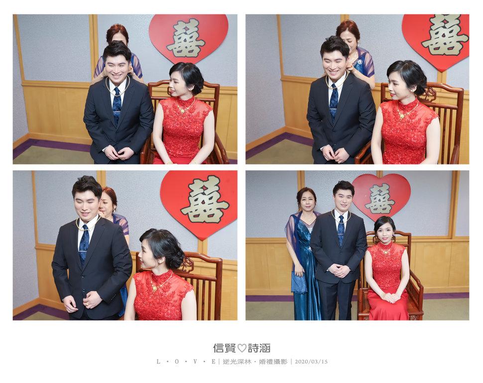 064 - 【逆光深林】婚禮攝影《結婚吧》