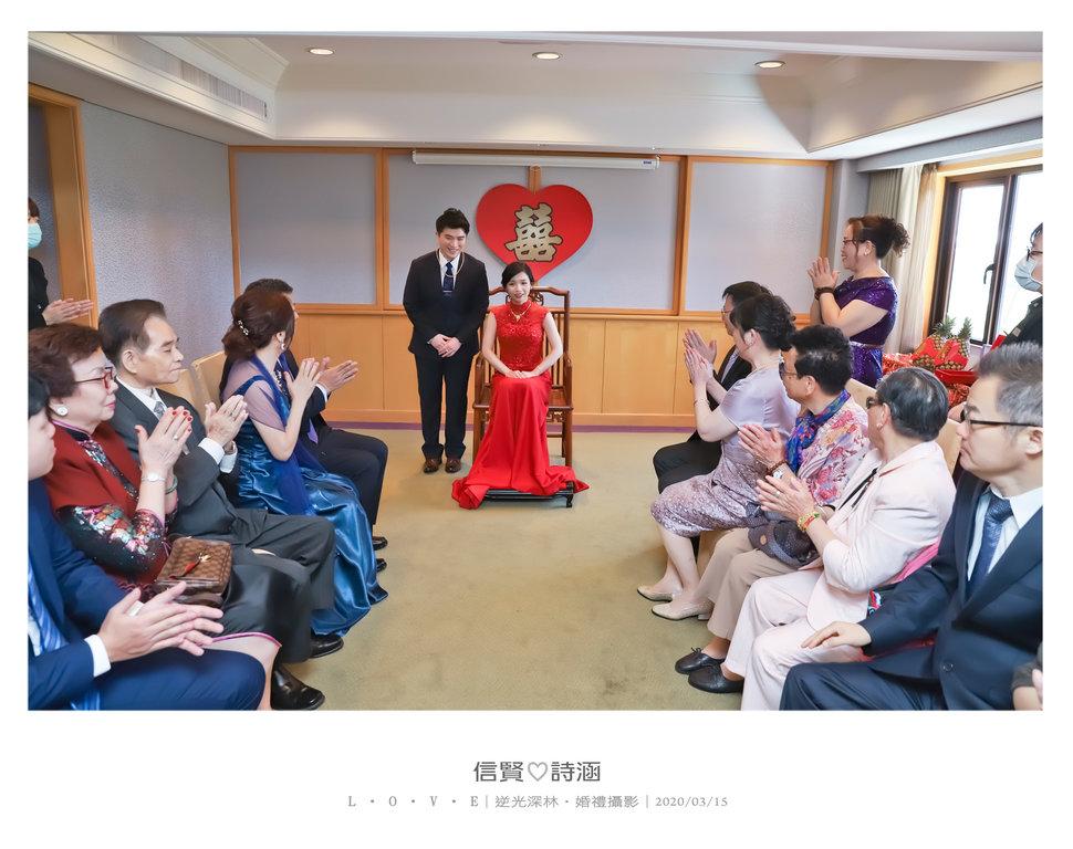 066 - 【逆光深林】婚禮攝影《結婚吧》