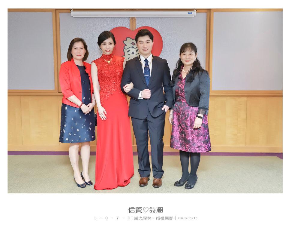 081 - 【逆光深林】婚禮攝影《結婚吧》