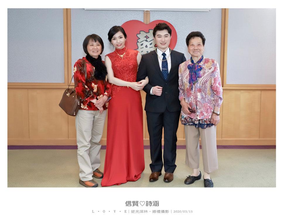 087 - 【逆光深林】婚禮攝影《結婚吧》