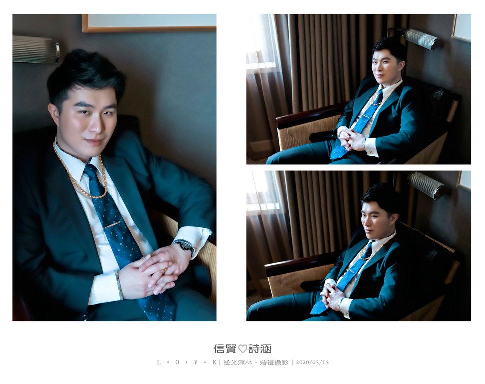 125 - 【逆光深林】婚禮攝影《結婚吧》