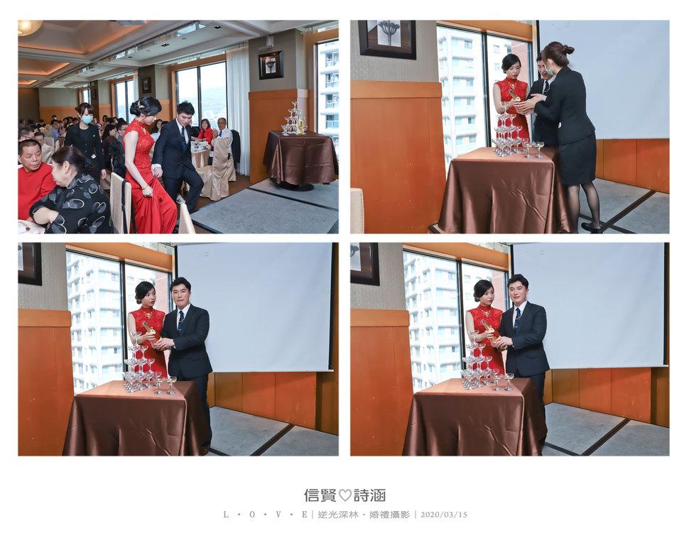 146 - 【逆光深林】婚禮攝影《結婚吧》
