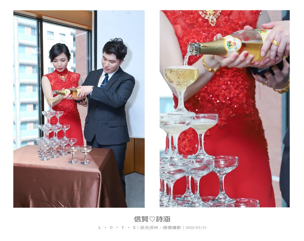 147 - 【逆光深林】婚禮攝影《結婚吧》