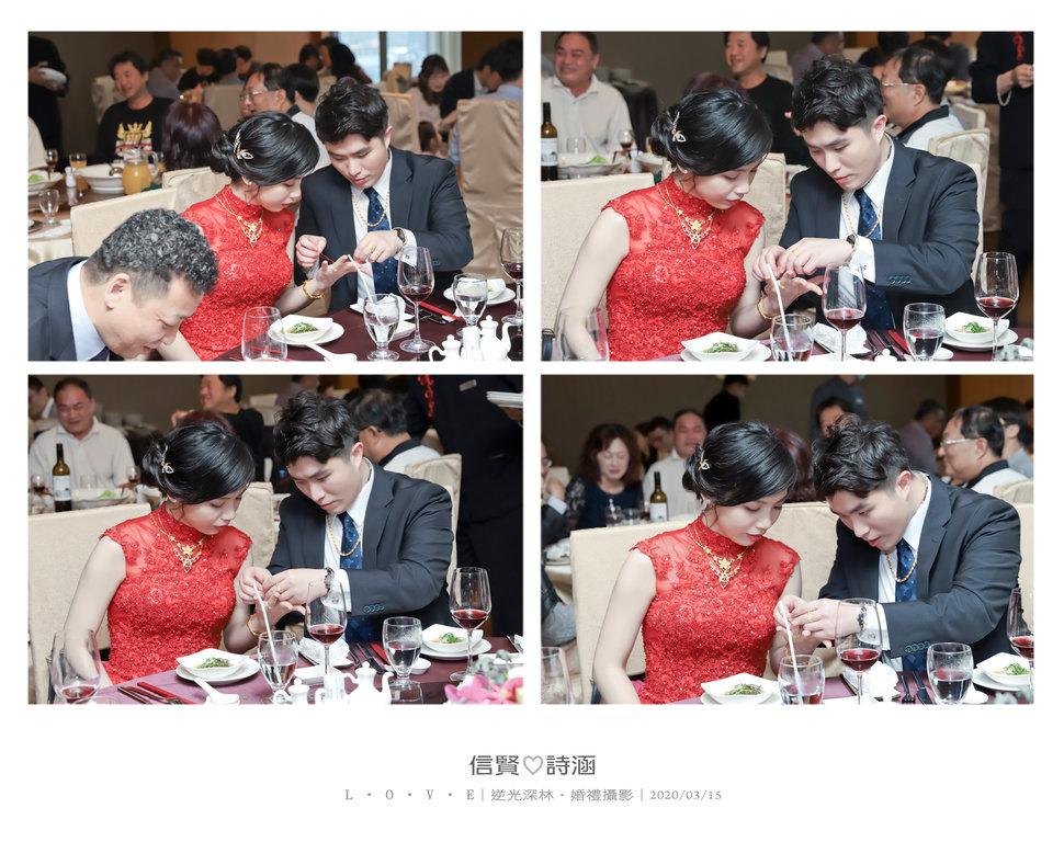 160 - 【逆光深林】婚禮攝影《結婚吧》